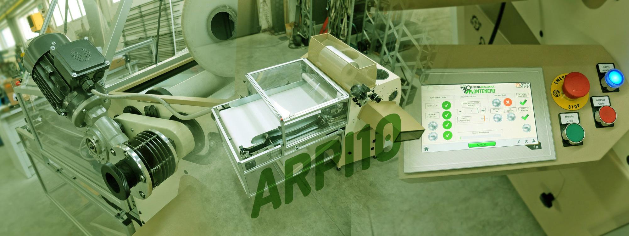 Arrotolatore ARPI 10 - Montenero